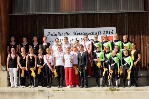 Senior Gruppe: Lohe I  /  Junior Gruppe: Franken Junior /  L-Cup: Schwabach I