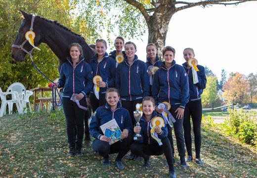 das Team vom Regionalverband Niederbayern/Oberpfalz