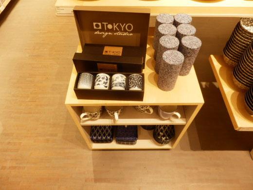 日本ブランドが老舗デパートのNKにありました