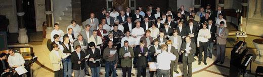 Ehemalige Knabenchor-Sänger konzertieren in der Ringkirche