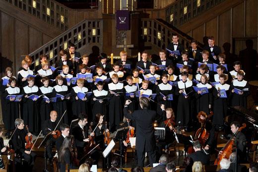 Britten-Konzert in der Lutherkirche
