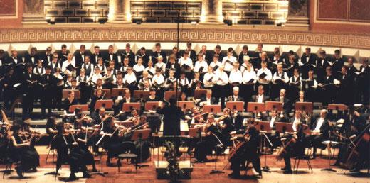 Das Jubiläumskonzert 2000 im Wiesbadener Kurhaus