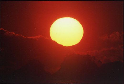 「冬の日の出を写そう」より 石巻市北上町十三浜
