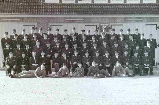 Die Freiwillige Feuerwehr Mulsum zum 100-jährigen Jubiläum