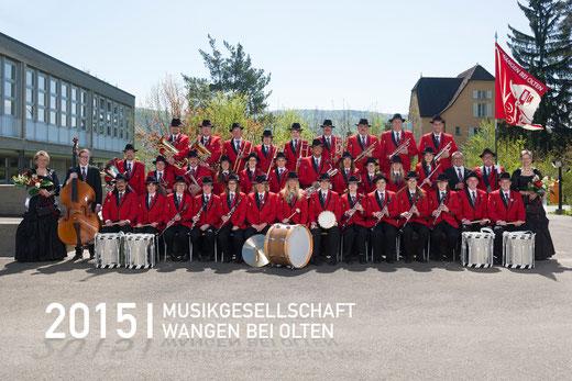 Musikgesellschaft Wangen 2015