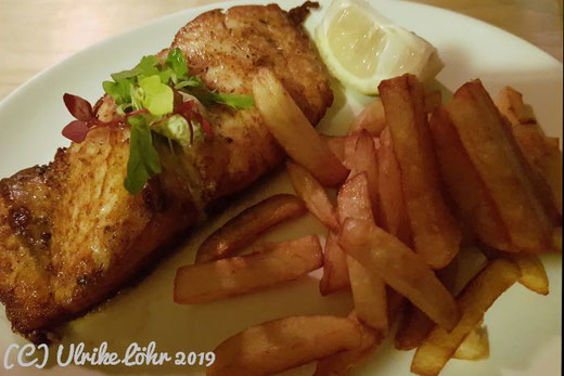 Dinner im Hook LIne & Sinker