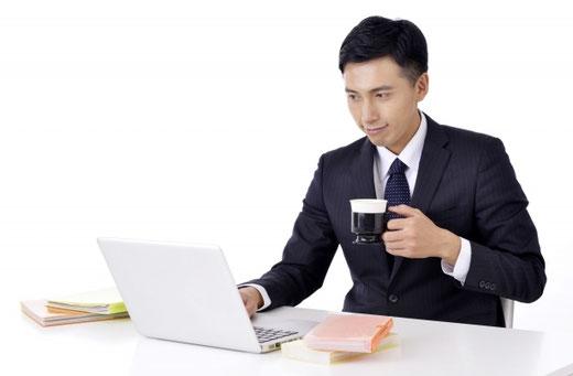 集客できるホームページが出来て喜ぶ事業主