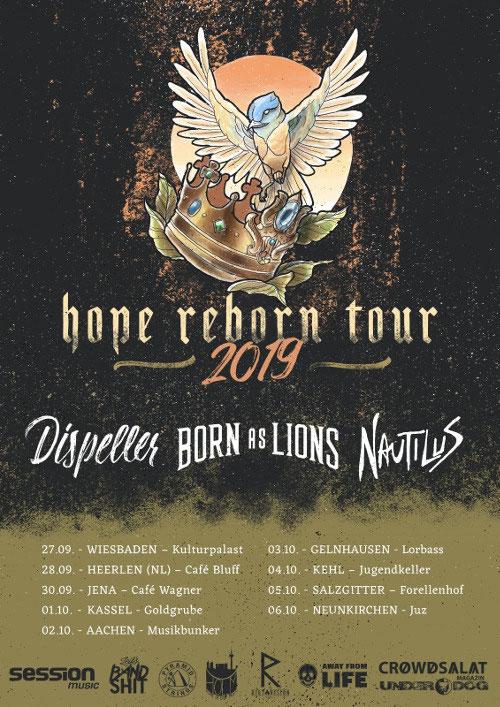Hope Reborn Tour