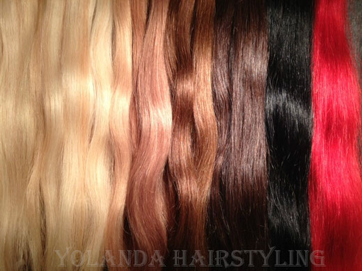 Microring extensions Brazil hair