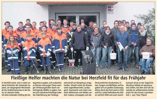 Bericht Soester Anzeiger v. 18.03.2014