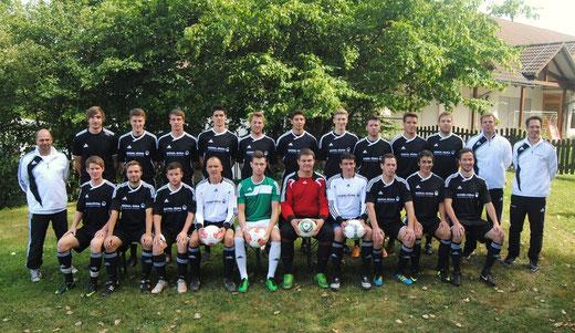 1. Mannschaft 2012/2013