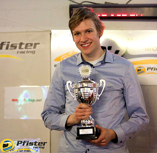 Dennis Bröker Champion im Chevrolet Cruze Eurocup 2019