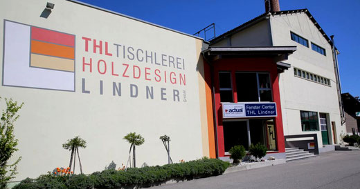 Firmenstandort im Gewerbezentrum Steinfeld