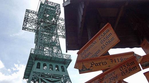 """""""Paris 711 km"""" : un petit clin d'œil à propos d'une autre tour bien connue…"""