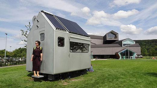 Vitra campus le parc th me du design bienvenue sur le for Maison minimaliste plan