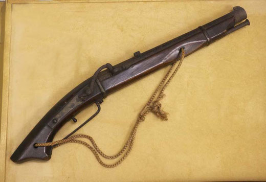 火縄銃 古式銃 買取
