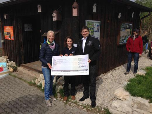 LBV eröffnete seinen renovierten Pavillon in Polsdorf