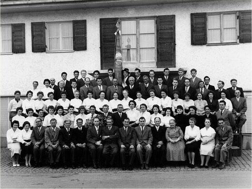 Gesangsverein Eintracht Wiesenrain 1956