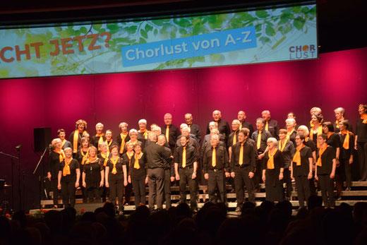 """""""ÄCHT JETZ? Chorlust von A-Z"""" - Konzert 2019"""