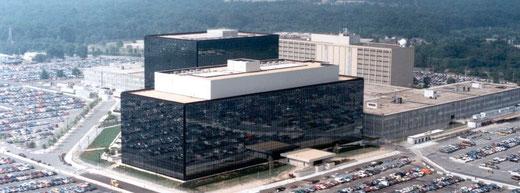 NSA-Zentrale im amerikanischen Fort Meade