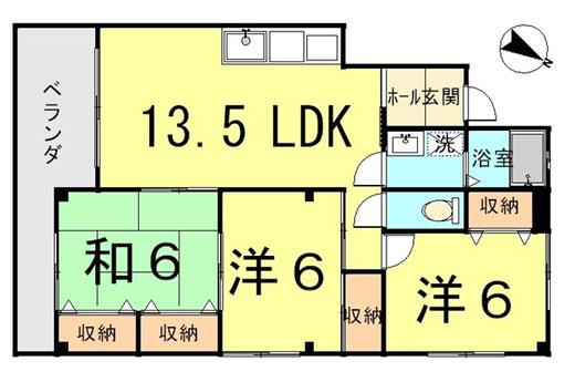 エスポワール佐鳴台3A号室