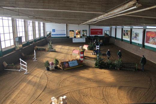Indoor-Parcours 2014