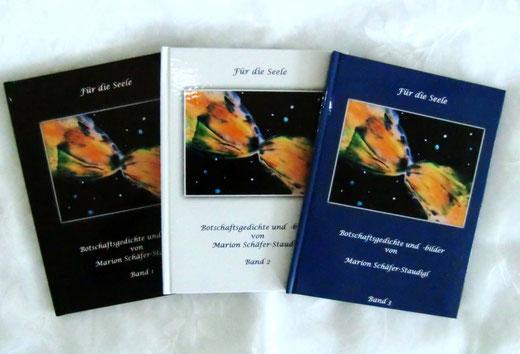 Für die Seele, Gedichte, Marion Schäfer-Staudigl
