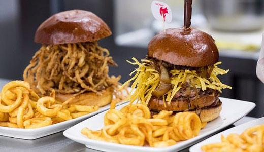 Big Al's - роскошные гамбургеры
