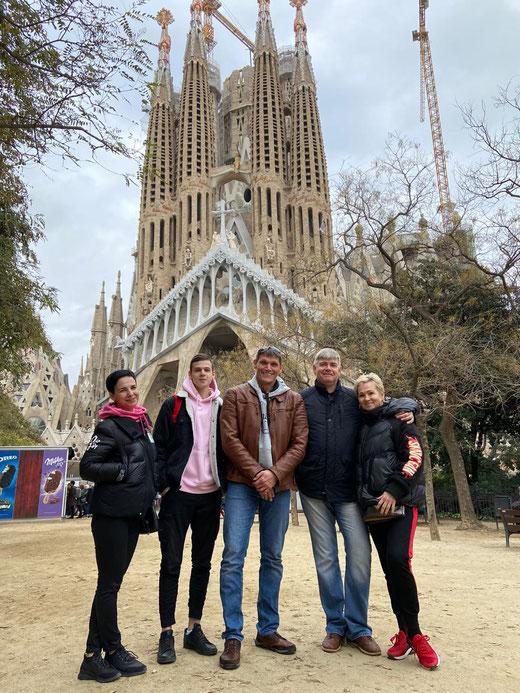 Храм Святого Семейства в Барселоне возобновляет строительство
