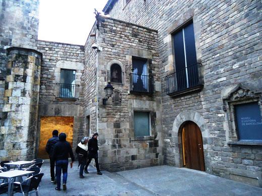 Секреты Готического квартала Барселоны - Дом Палача
