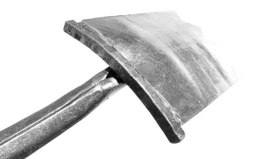 Shark-Spaten / Sharkspaten Nr. 1409 von Krumpholz