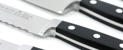 Güde Alpha Messer geschmiedet