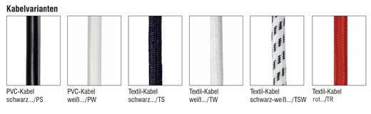 Kabelvarianten Bolich
