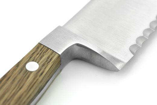 Güde Brotmesser - Alpha Walnuss W430/21