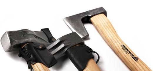 Forstwerkzeuge von Krumpholz