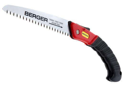 Astsäge klappbar Nr. 64650 und 64670 von Julius Berger.  Anklicken für Preise und weitere Optionen.