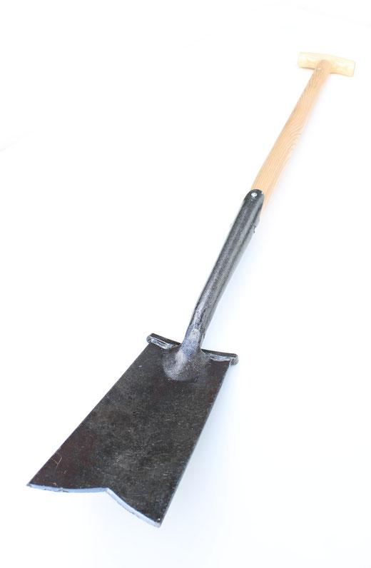 Englischer Wurzelspaten Nr. 1778 von Krumpholz