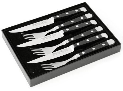 Tafelbesteck Güde Alpha Steakmesser