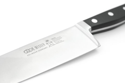 Güde Alpha - Kochmesser - Chef`s Knife - No. 1805/21