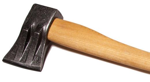 Doppelkeil-Spaltaxt Nr. 0523 von Krumpholz.
