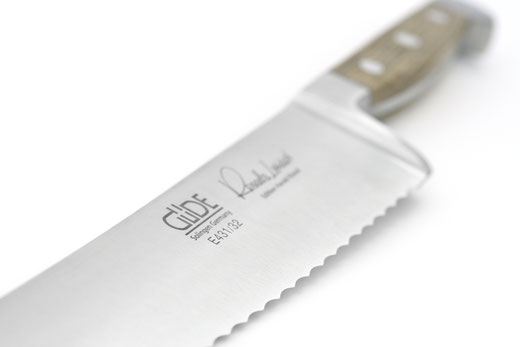 Großes Güde Brotmesser Alpha Fasseiche E431/32
