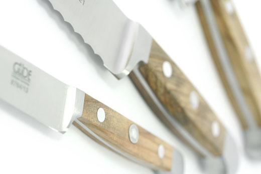 Güde Alpha Walnuss Messer