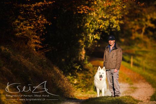 Gemeinsam Unterwegs / Foto: Brigitte Kreisl, www.brigittekreisl.ch