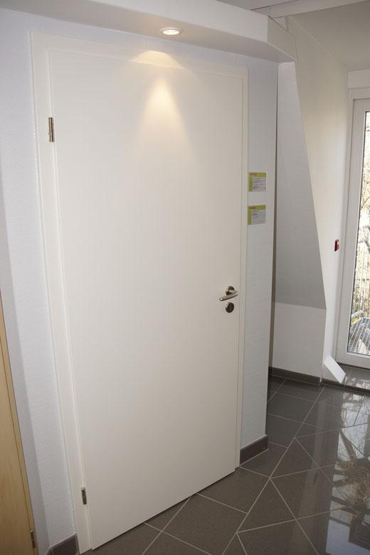 Zimmertür weiß Standard