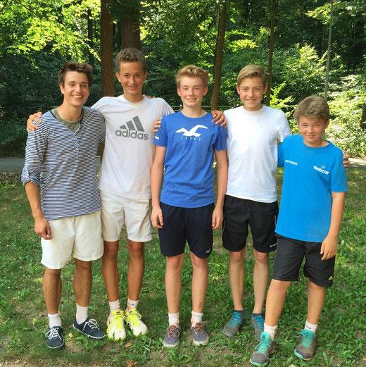 Junioren U18 III - Aufsteiger in die Bezirkskliga A