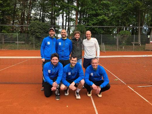 Herren 30 Team 2019