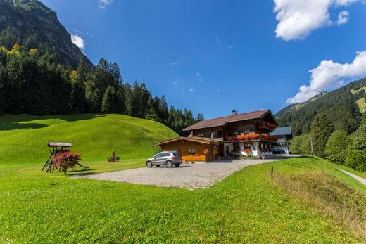 Landhaus Braun - Familienferienwohnungen
