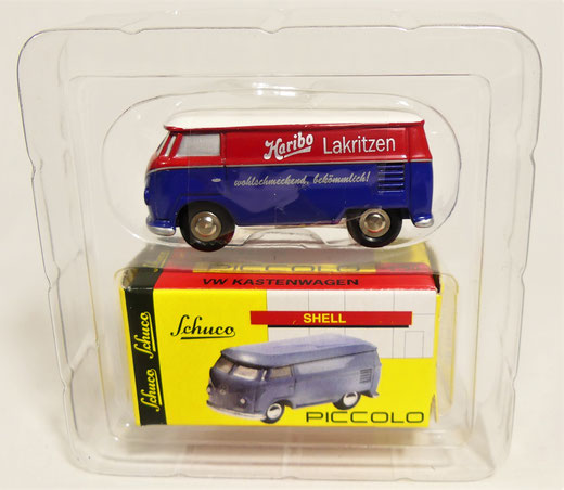 Schuco, Piccolo, VW Bus T1, Haribo