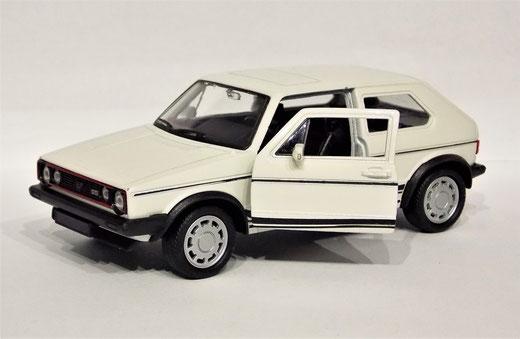 VW Golf I GTI 3Tür.