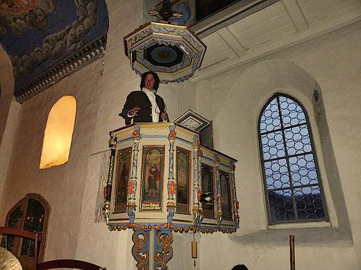 Foto: Eberhard Dürselen - Himmlische Klänge & Goethliche Verse  in Großkochberg